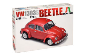 VOLKSWAGEN VW BEETLE COUPE 1:24