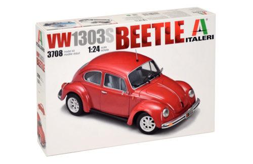 VOLKSWAGEN VW BEETLE COUPE 1 24