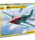 1:48 YAK-3 Soviet Fighter