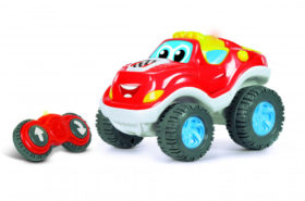 Baby Clementoni Τζιπάκης Αμαξάκης 1000-63512