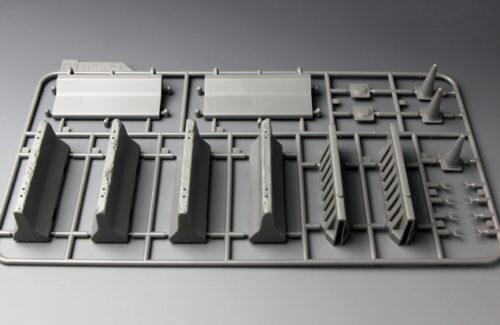Concrete & Plastic Barrier Set 1-35 MENG SPS012
