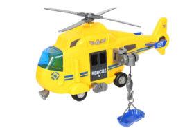 Ελικόπτερο Παιχνίδι Μπαταρίας με Φώτα και Ήχους