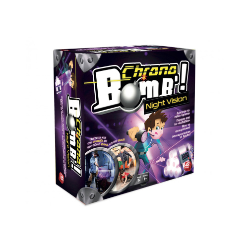 Επιτραπέζιο Chrono Bomb Night Vision (1040-20183)