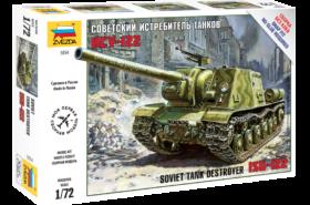 ISU-122 1:72 Zvezda 5054