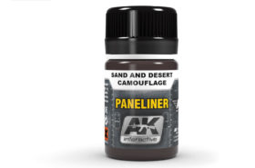 Paneliner for Sand & Desert Camouflage (35ml)
