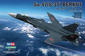 SU-47 (S-37) Berkut 1:72 HobbyBoss 80211