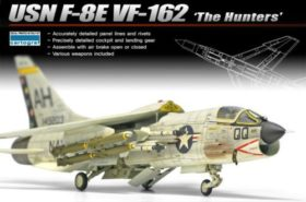 1:72 F-8E VF-162 THE HUNTERS