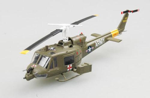 Ελικόπτερο Έτοιμο Μεταλλικό UH-1B HUEY EM36908