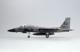 F-15E 88-1691 336th TFS 4th TFW 1:72 Easy Model