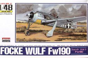 Focke Wulf Fw190 1:48