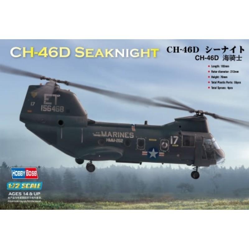 HobbyBoss CH-46D Seaknight 87213