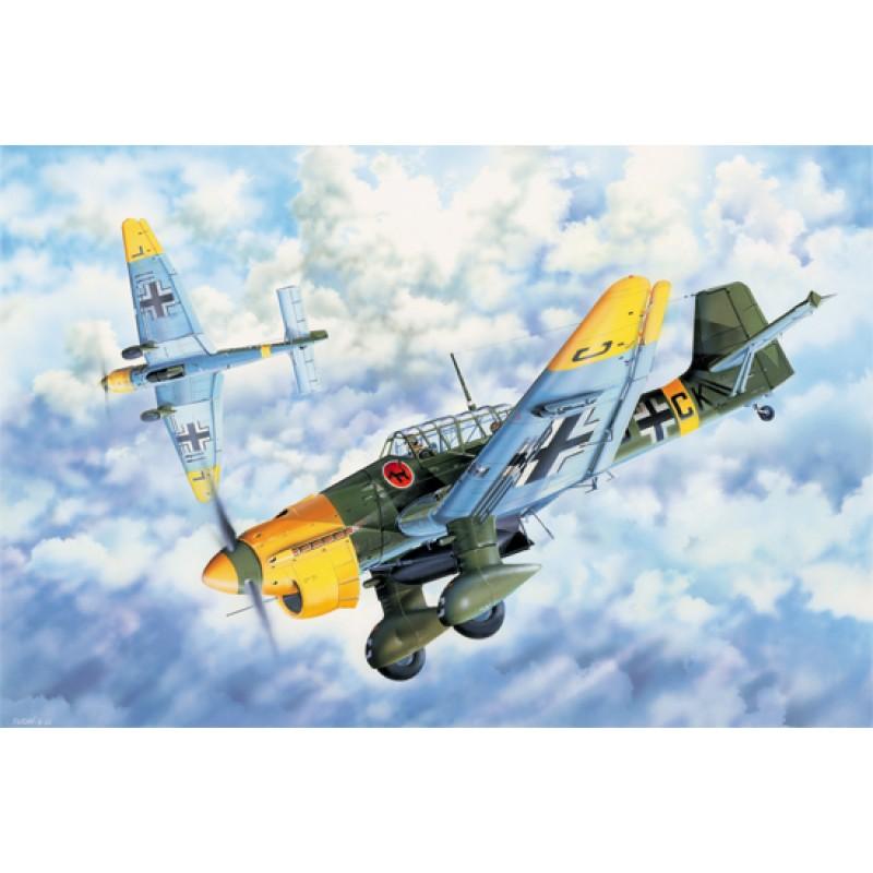 Junkers Ju-87B-2 Stuka 1:32 Trumpeter