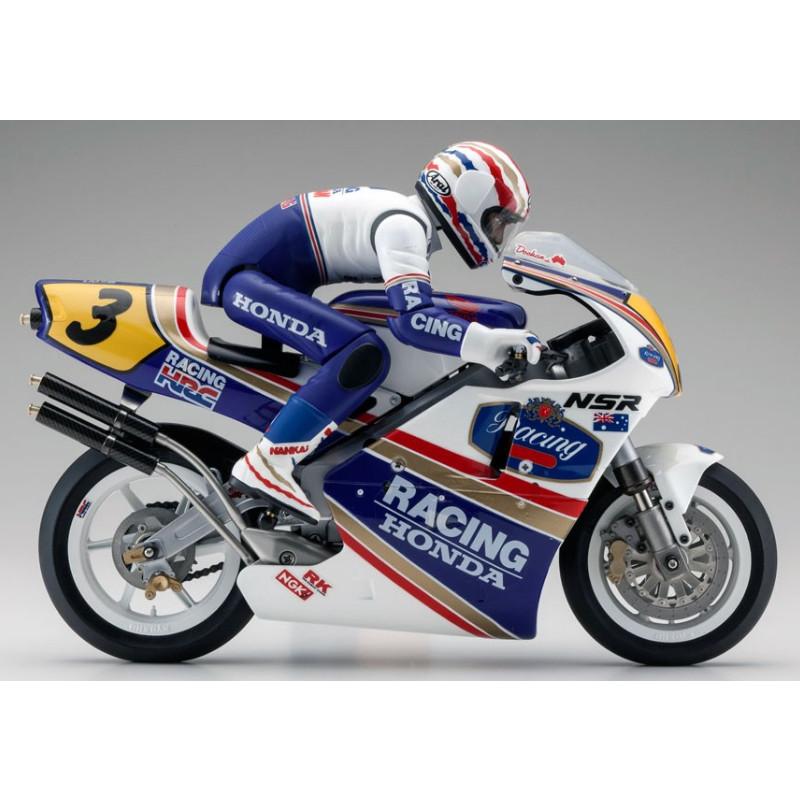 Kyosho - RC Honda NSR500 1991 1:8