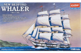 Πλοίο Συναρμολογούμενο - New Bedford Whaler 1:200