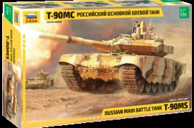 Russian Main Battle Tank T-90MS 1:35 ZVE3675