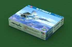 Su-27 Flanker B 1:48 HobbyBoss