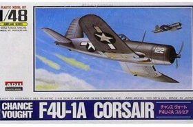 Συναρμολογούμενο F4U-1A Corsair 1:48