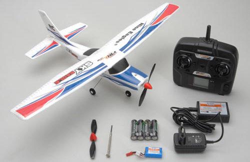 Τηλεκατευθυνόμενο Αεροπλάνο για Αρχάριους – Sky Eagle RTF