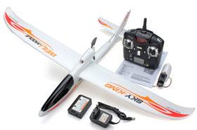 Ηλεκτρικό Τηλεκατευθυνόμενο Αεροπλάνο για Αρχάριους RTF