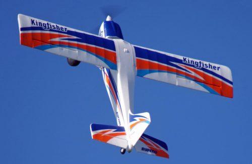 Τηλεκατευθυνόμενο Εκπαιδευτικό Αεροπλάνο FMS Kingfisher PNP