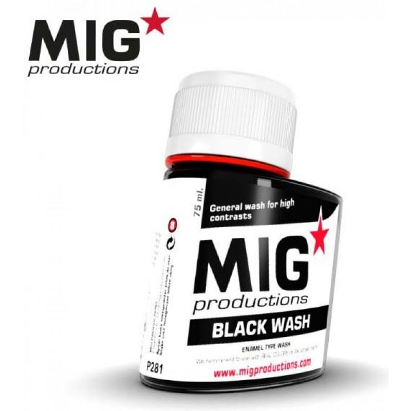 P281 Black Wash (75ml)