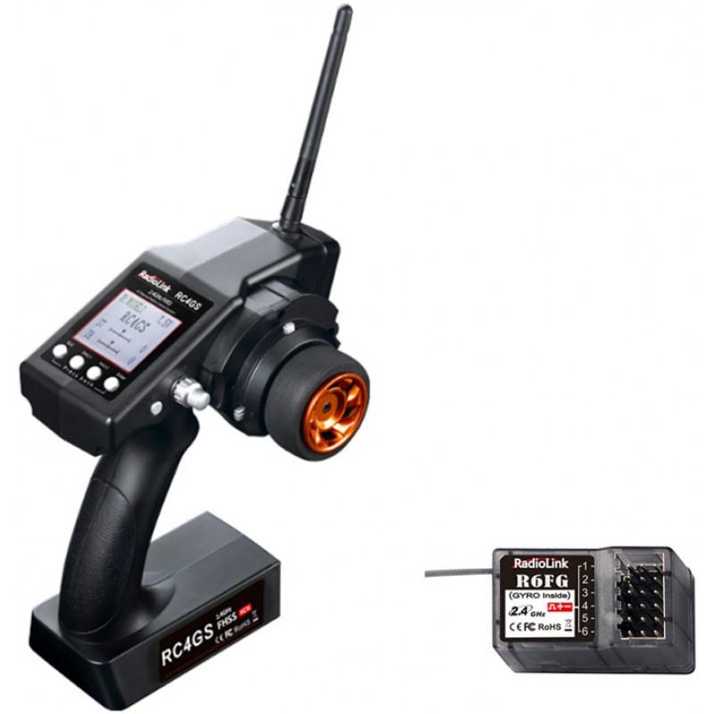 Radiolink RC4GS 4CH 2 4GHz w R6FG 3
