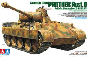 Tamiya panther