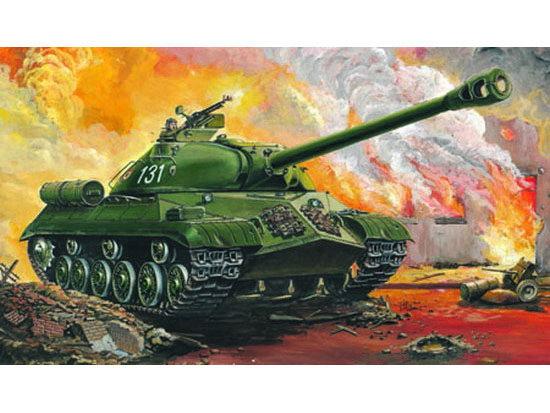 Russian Heavy Tank IS-3M 1:35