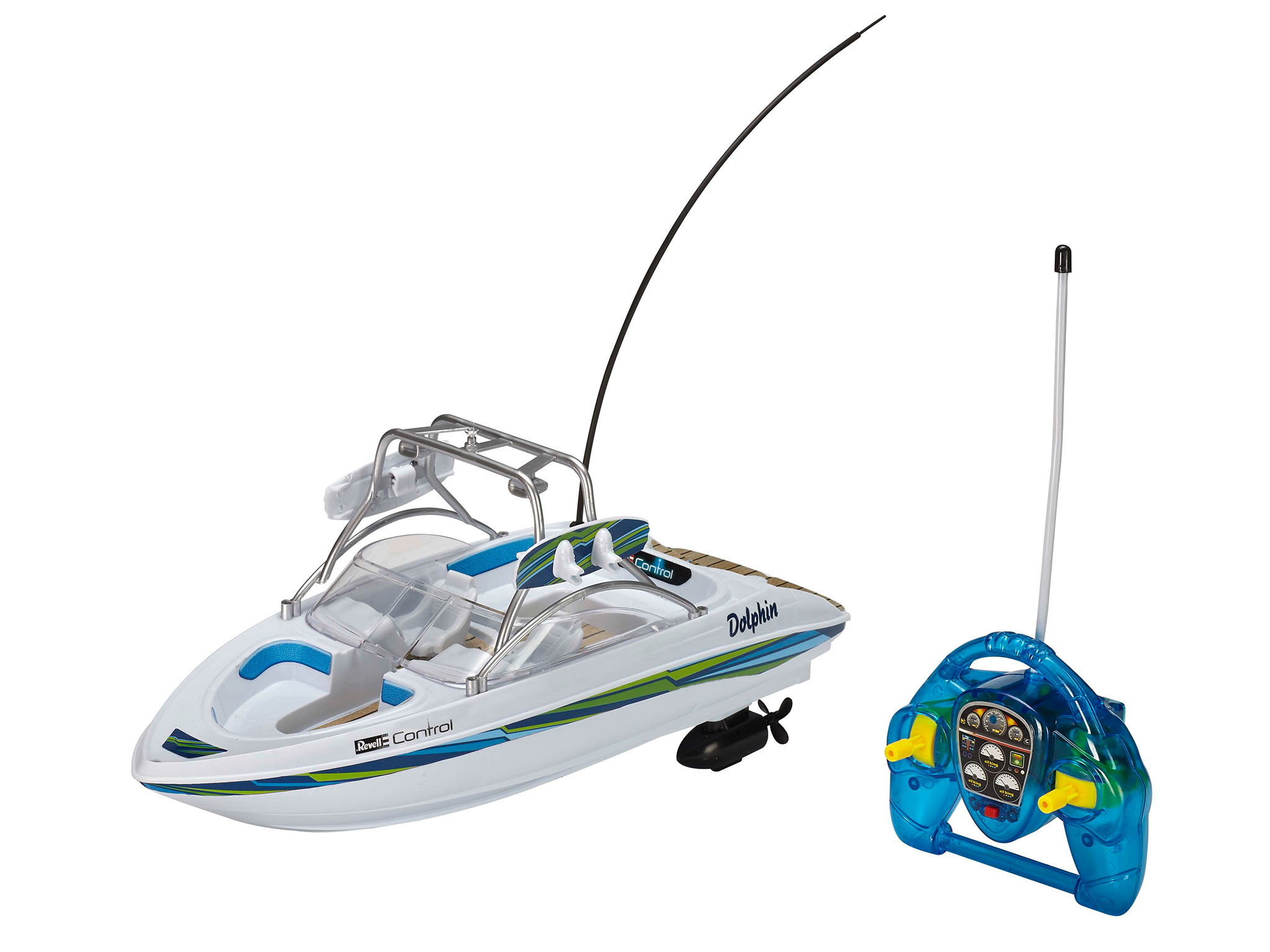 """Τηλεκατευθυνόμενο Σκαφάκι - Speedboat """"Dolphin"""""""