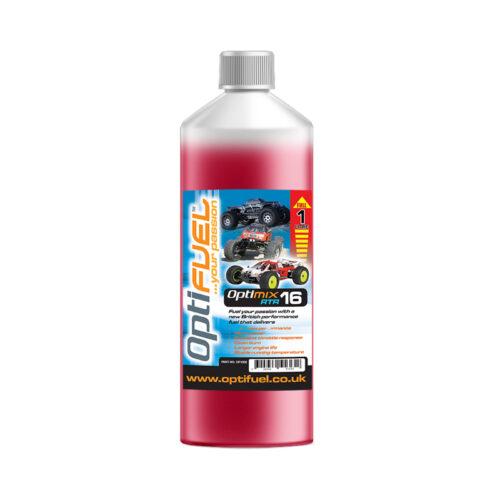 Optifuel - Optimix RTR 16% Nitro Car Fuel 1L