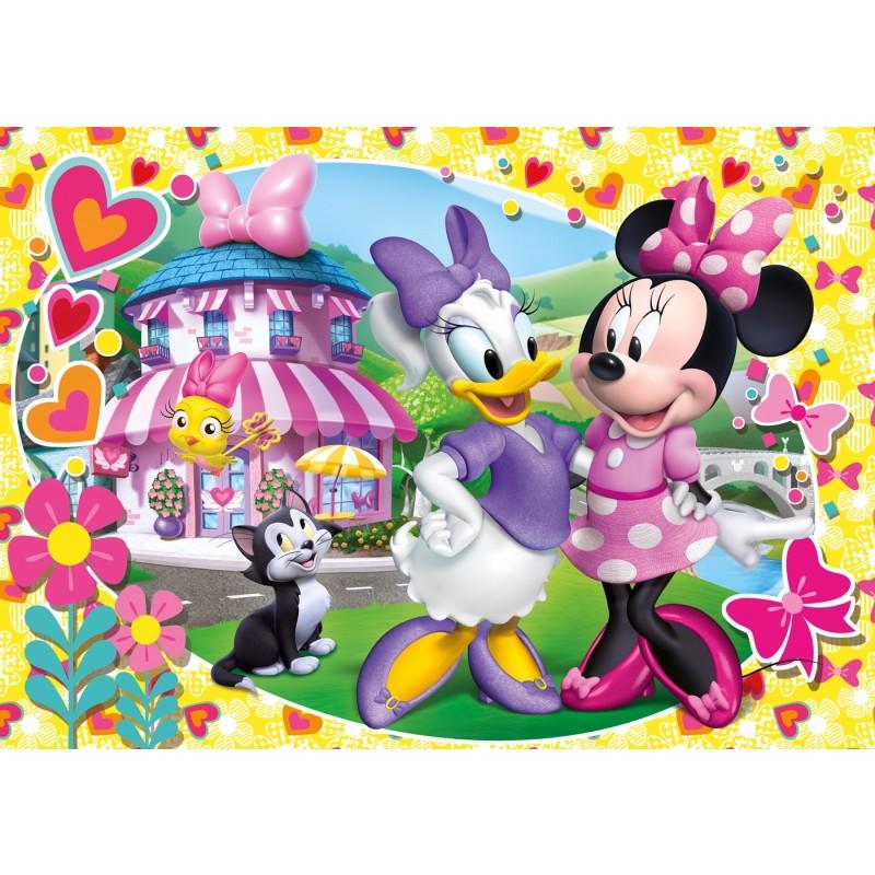 Disney Minnie – 104 pcs – Clementoni Supercolor Puzzle