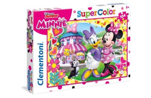 Disney Minnie - Clementoni Supercolor Puzzle