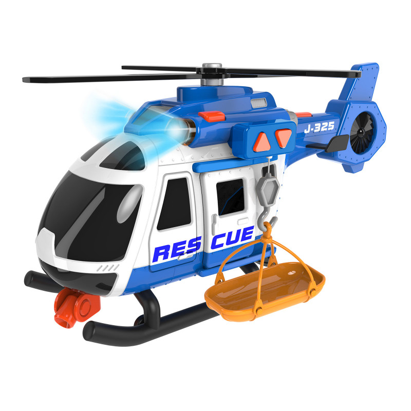 Teamsterz - Μεγάλο Ελικόπτερο με φώτα & ήχους
