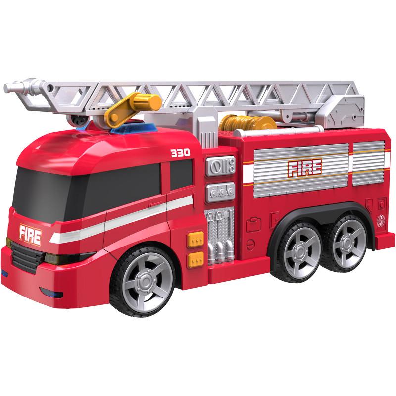 Πυροσβεστικό Όχημα με Φώτα και Ήχους