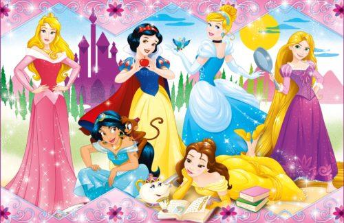 Πριγκίπισσες της Disney – 104 pcs – Clementoni Supercolor Puzzle