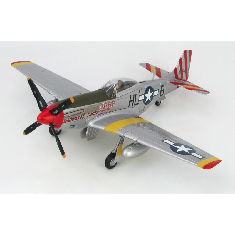 Μεταλλικό Αεροπλάνο P-51 Mustang