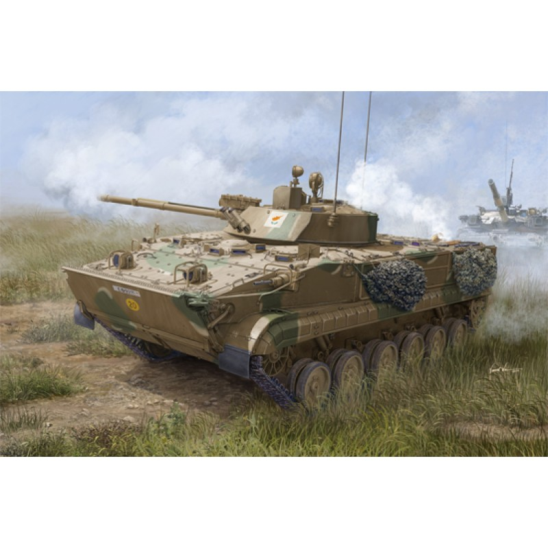 BMP-3 in Greek Service 1:35