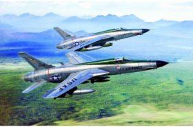 F-105D Thunderchief 1:72