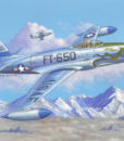 F-80C Shooting Star Fighter 1:48