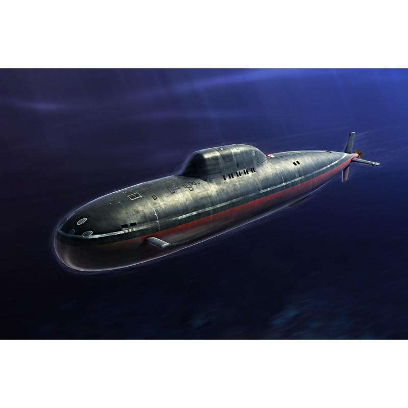 Russian Navy Alfa Class SSN 1:350