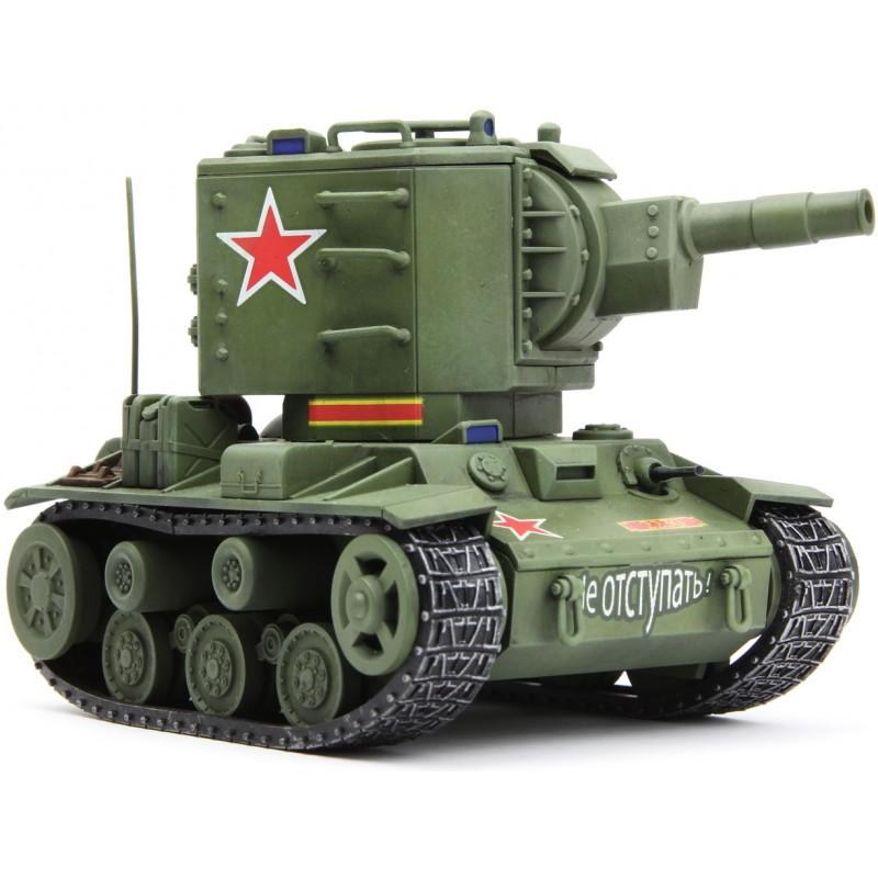 Soviet Heavy Tank KV-2 (Cartoon Model) - Meng Models