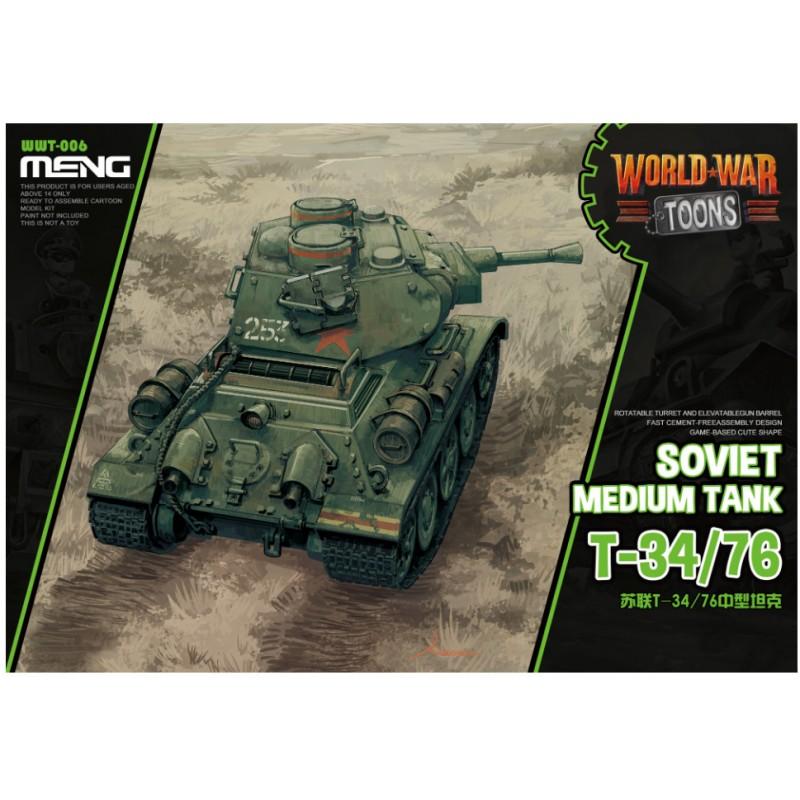 Soviet Medium Tank T-34 76