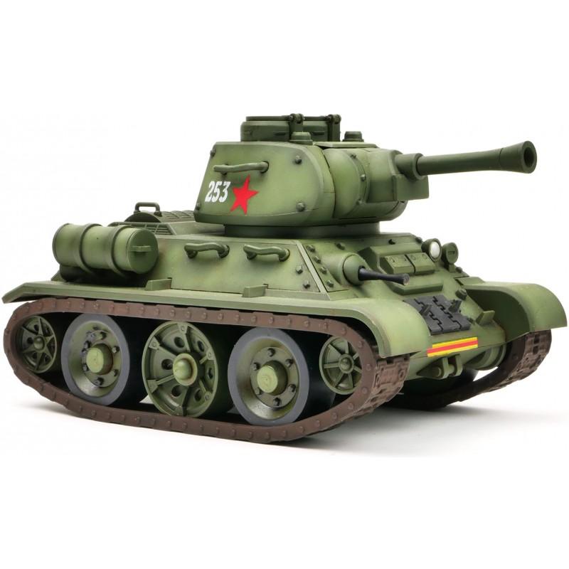 Soviet Medium Tank T-34 76 Meng