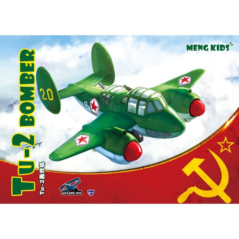 Tu-2 Bomber Snap-Fit