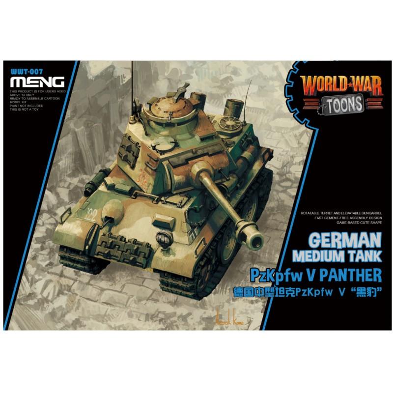 World War Toons PzKpfw V Panther (1)