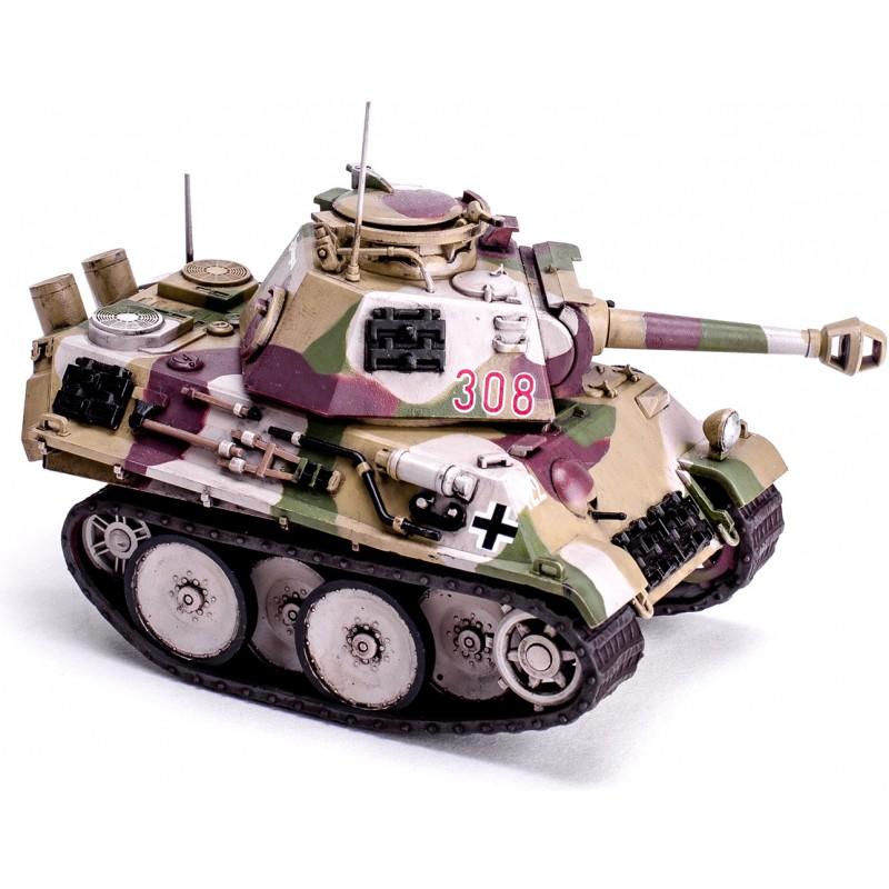 World War Toons PzKpfw V Panther MENG MODELS