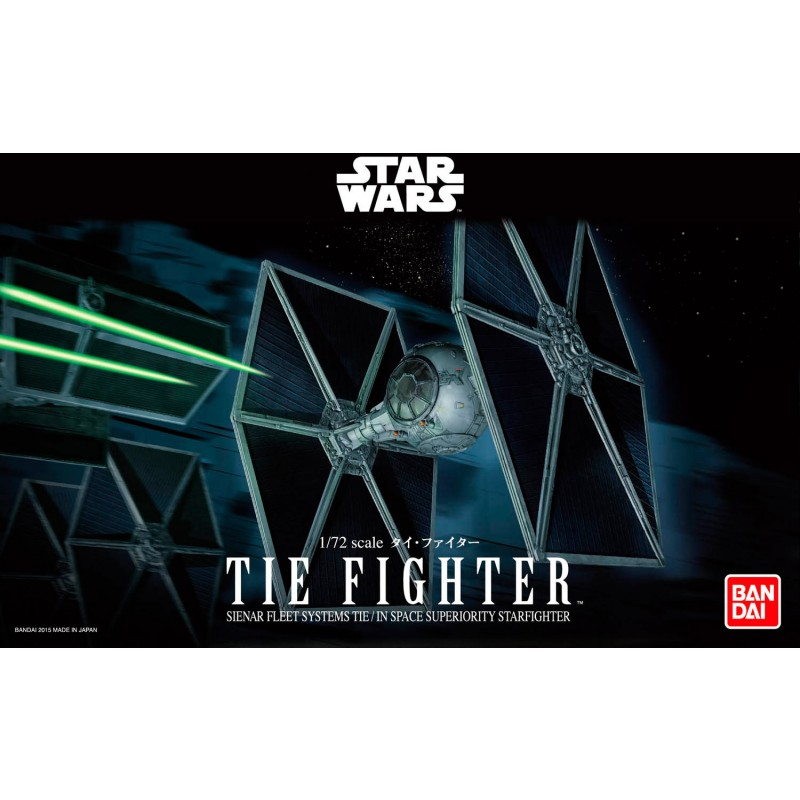 Tie Fighter Revell Bandai