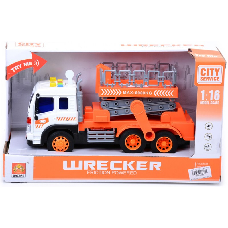 Ανυψωτικό Φορτηγό με Φώτα & Ήχους