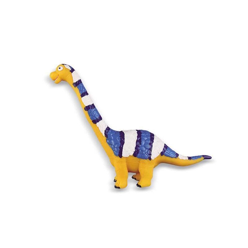 Δεινόσαυρος Μαλακός με Ήχους Κίτρινος