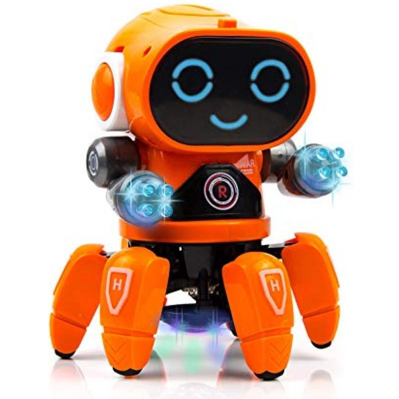 Ρομπότ για Παιδιά με Φώτα & Ήχους